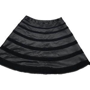 Behnaz Sarafpour for Target velour fit flare skirt